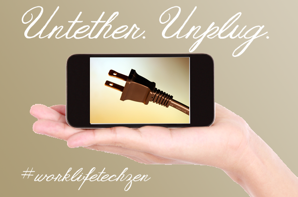 unplug untether phone